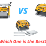 DeWalt DW734 vs. DW735 vs. DW735X — What's the Best Planer for You?