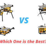 Dewalt dwe7480 vs dw745 vs 7490 vs 7491rs - Which Table Saw Should You Choose?